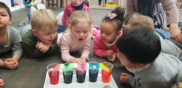 Little Champs, early childcare learning in Melbourne